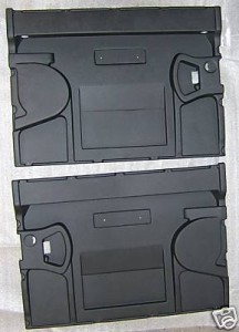 Land Rover Defender 90 Door Panel D90 Door Card Overseas